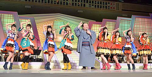 第48回NHK福祉大相撲を開催 | NH...